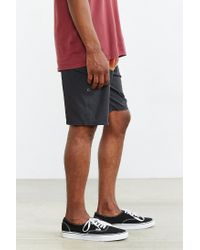 Vans | Black Nf Rising Swell Swim Short for Men | Lyst