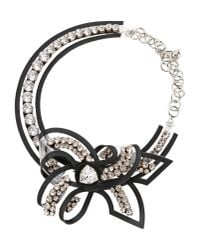 Shourouk - Metallic Necklace - Lyst