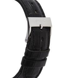 Breil - Metallic Tw1191 Silver-Tone & Black Watch - Lyst