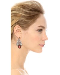 Samantha Wills - Pink Young At Heart Earrings Peach - Lyst