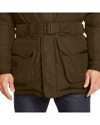 Ralph Lauren | Green Water-resistant Down Parka for Men | Lyst