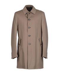 Acquaviva - Natural Coat for Men - Lyst
