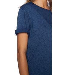 M.i.h Jeans | Blue The Flori Tee | Lyst