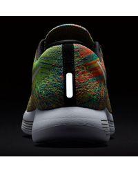 Nike - Blue Lunarepic Low Flyknit Running Shoes for Men - Lyst