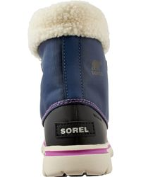 Sorel - Multicolor Cozy Carnival 100g Waterproof Winter Boots - Lyst