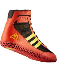 Adidas - Red Mat Wizard Dt Wrestling Shoes for Men - Lyst