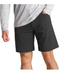 The North Face - Gray Straight Paramount 3.0 Shorts - Past Season for Men - Lyst