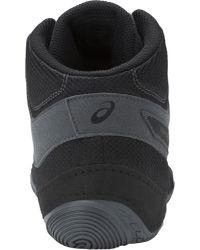 Asics - Black Snapdown 2 Wrestling Shoes for Men - Lyst
