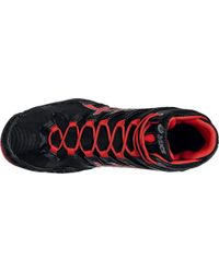Asics - Red Omniflex-attack Wrestling Shoe for Men - Lyst