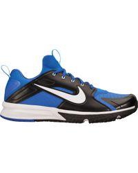 Nike - Blue Alpha Huarache Turf Baseball Trainers for Men - Lyst