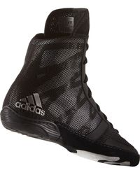 Adidas - Black Pretereo Iii Wrestling Shoes for Men - Lyst