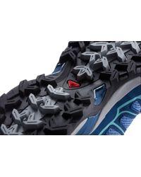 Yves Salomon Blue X Ultra 2 Hiking Shoes