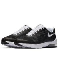 Nike Black Air Max Invigor Se Shoes for men