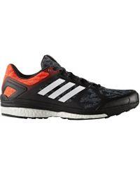 Lyst adidas Originals - secuencia 9 corriendo zapatos en negro