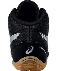 Asics - Black Matflex 5 Wrestling Shoes for Men - Lyst