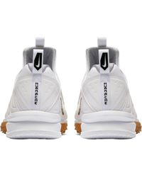 Nike - White Alpha Huarache Turf Baseball Trainers for Men - Lyst