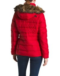 The North Face - Red Gotham Ii Jacket - Lyst