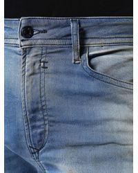 DIESEL - Blue Spender Joggjeans 0682b for Men - Lyst