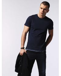 DIESEL - Blue T-zava for Men - Lyst
