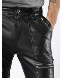 DIESEL - Black P-grundy-l for Men - Lyst