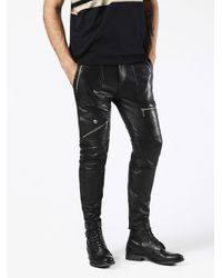 DIESEL | Black P-grundy-l for Men | Lyst