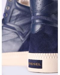 DIESEL Blue S-spaark Mid for men