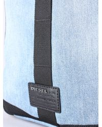 DIESEL Blue D-running Roll for men