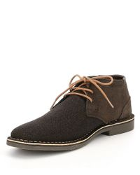 Kenneth Cole Reaction - Brown Men's Desert Sun Chukka Boots for Men - Lyst
