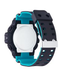 G-Shock - Blue Ana/digi Side Edge Watch for Men - Lyst