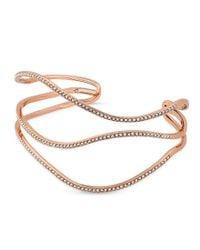 Michael Kors - Metallic Wonderlust Cuff Bracelet - Lyst