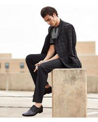 ALDO - Black Men ́s Badolla Derby Lace-up Leather Oxfords for Men - Lyst