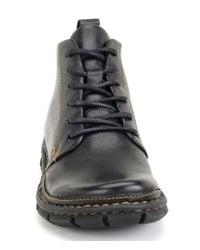 Born - Black Jax Lace-up Boots for Men - Lyst