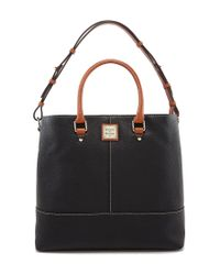 Dooney & Bourke | Black Chelsea Shopper Tote | Lyst