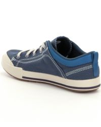 Merrell - Blue Rant Sneakers for Men - Lyst
