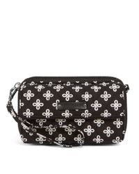 Vera Bradley - Black All In One Cross-body Bag - Lyst