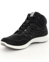 Ecco - Black Exceed Men´s High Shoes for Men - Lyst