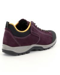 Ecco - Purple Yura Low Hiking Shoes for Men - Lyst