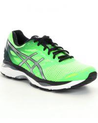 Asics   Green Gel-cumulus® 18 Men ́s Running Shoes for Men   Lyst