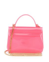 Furla - Pink Candy Candy Sugar Mini Chain Strap Cross-body Bag - Lyst