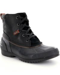 Sorel | Black Ankenytm for Men | Lyst
