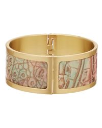 Brahmin | Metallic Melbourne Collection Cuff Bracelet | Lyst