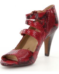 Isola - Red Women´s Dara Dress Sandals - Lyst