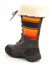 UGG - Multicolor ® Adirondack Cold-weather Tall National Parks Grand Canyon Boots - Lyst