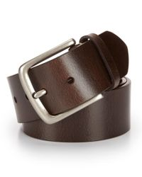 Fossil | Brown Colorado Leather Belt for Men | Lyst