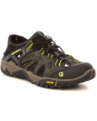 fa6828f3be36 Lyst - Merrell Men ́s All Out Blaze Sieve Waterproof Fisherman in ...