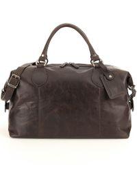 Frye | Brown Logan Overnight Bag for Men | Lyst