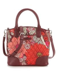 Vera Bradley | Red Day Off Cross-body Bag | Lyst