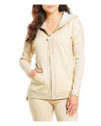 UGG | Natural ® Mavis Fleece Lounge Hoodie | Lyst