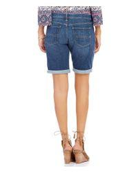 Lucky Brand | Blue 5-pocket Bermuda Shorts | Lyst