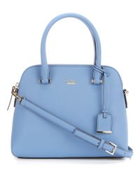 kate spade new york | Blue Cameron Street Collection Maise Satchel | Lyst